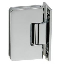 Pružinový pánt pre sprchové dvere CT - CER404S - OC - Chróm lesklý