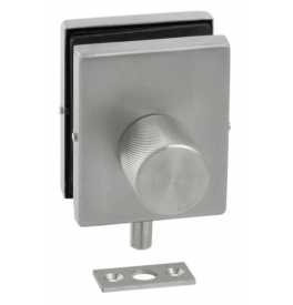 Podlahový zatvárací set na sklenené dvere JNF - IN.81.118
