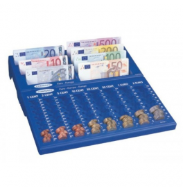 Euro coin and banknote sorter ROTTNER CONCEPT NOTES