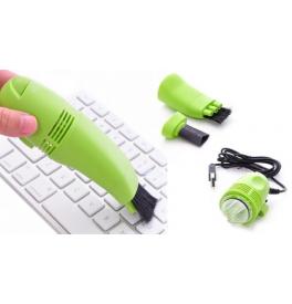 USB vysávač na klávesnicu