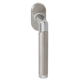 TUPAI DK - DIAGO - R 793 - OC / BN - Polished chrome / brushed stainless steel