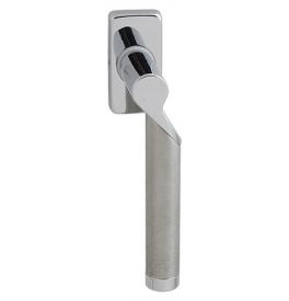 DK - MARENA - HR 794Q - OC / BN - Polished chrome / brushed stainless steel