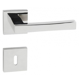 Handle TUPAI BLOCK - HR 2270Q - LN - Polished stainless steel