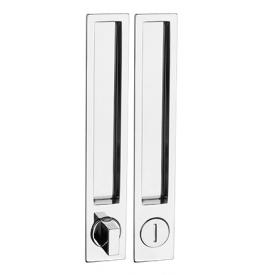 Mušle na posuvné dveře PAMAR 1096Z - WC - OC - Chrom lesklý