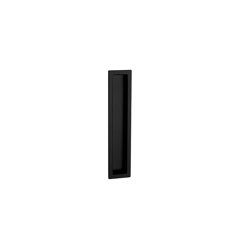 Mušla na posuvné dvere PAMAR 1098Z - BLM - Čierna matná