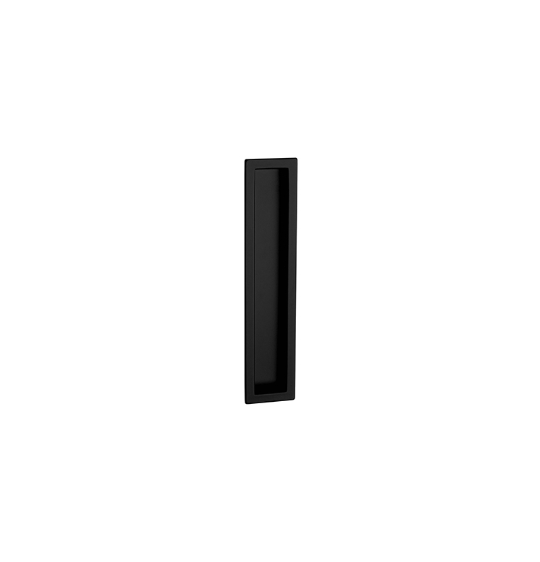 Shell for sliding door PAMAR 1098Z - BLM - Black matt