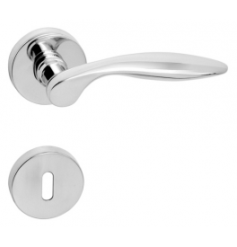 Handle TUPAI CLAUDIA - R 1938 - OC - Polished chrome