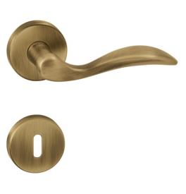 Handle TUPAI LEA - R 1948 - OGS - Mate antique brass