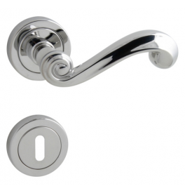 Handle TUPAI CARLA - R 738 - OC - Polished chrome