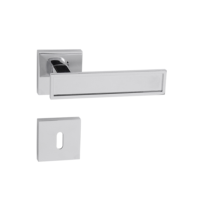 Handle TUPAI LINHA 3 VARIO - HR 3039Q - OC - Polished chrome