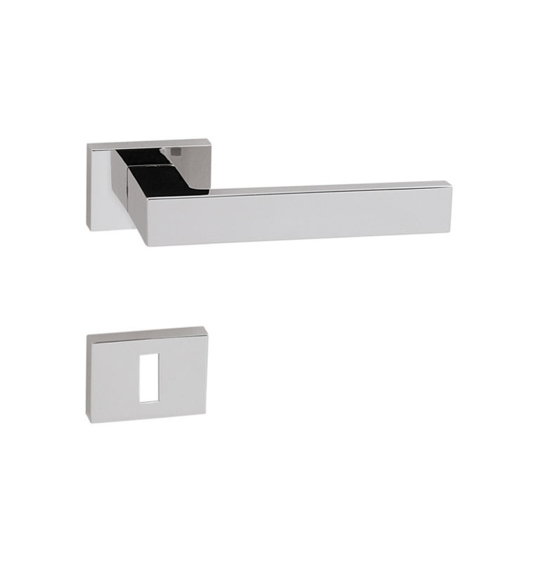 Handle TUPAI SQUARE - RT 2275RT - OC - Polished chrome
