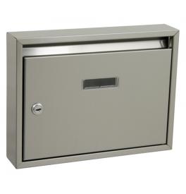 Mailbox X-FEST PAVEL inox