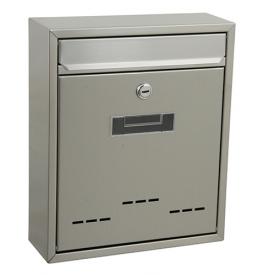 Mailbox X-FEST RADIM SMALL inox