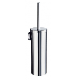 Toilet brush with metal container SMEDBO HOME - Polished chrome