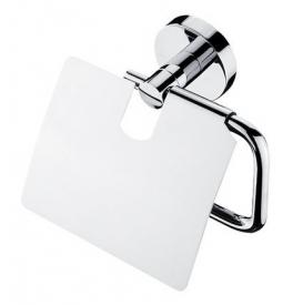 Toilet roll holder with lid NIMCO UNIX UN 13055B-26