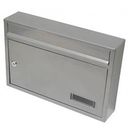 Mailbox X-FEST RADEK inox