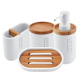 Set kúpeľňových doplnkov NIMCO KORA KO 24000SET-05