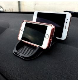 Nanopodložka s držiakom na 2 telefóny