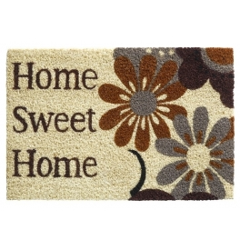 Door mat HOME SWEET HOME