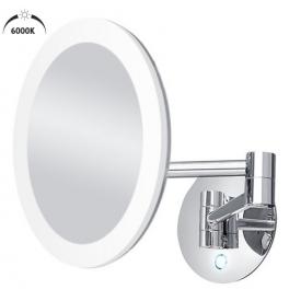LED Kozmetické zväčšovacie zrkadlo NIMCO ZK 20265-26