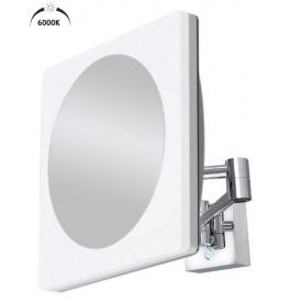 LED Kozmetické zväčšovacie zrkadlo NIMCO ZK 20465-26