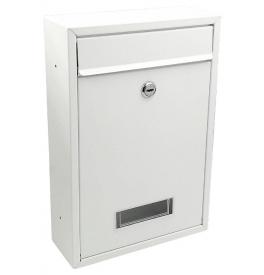 Mailbox X-FEST TECH - White