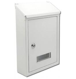 Poštová schránka X-FEST CT3 - Biela