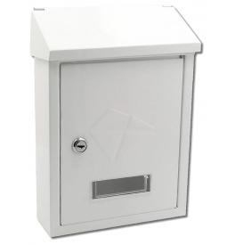 Poštová schránka X-FEST ERIK - Biela