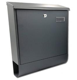 Mailbox X-FEST RUBEN - Black