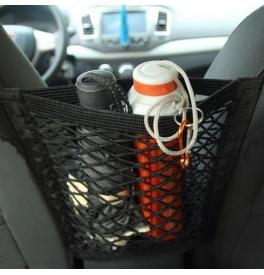 Sieťka medzi sedačky do auta