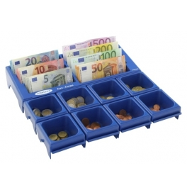 Euro coin and banknote sorter ROTTNER CASH NOTES