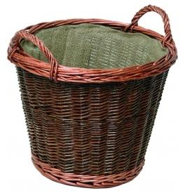 Wicker basket for wood LIENBACHER 21.02.609.2
