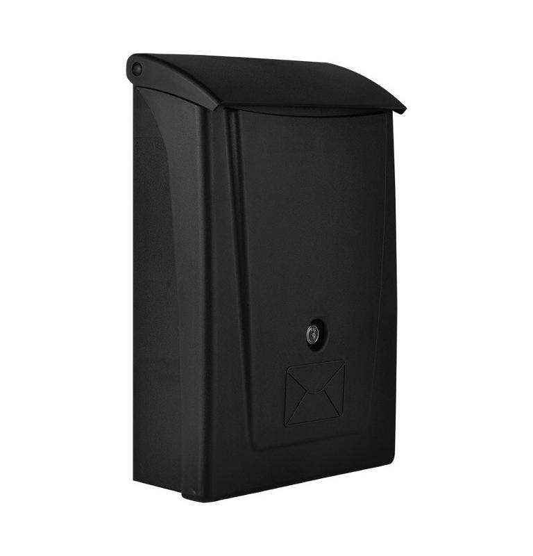 Mailbox ROTTNER POSTA - Black