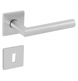 Handle FAVORIT - HR 2002 5S - BN - Brushed stainless steel