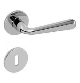 Handle TUPAI BONA - R 293 5S - OC - Polished chrome