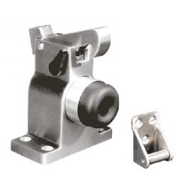 Industrial door stoper with internal spring and hook JNF IN.13.010
