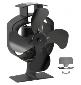 Oscilační termoelektrický ventilátor LIENBACHER 21.00.383.2