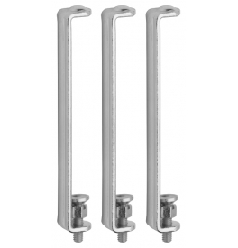 Safety insurance for door hinges
