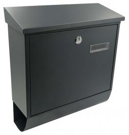 Poštovní schránka X-FEST RUBEN 2 - Antracit