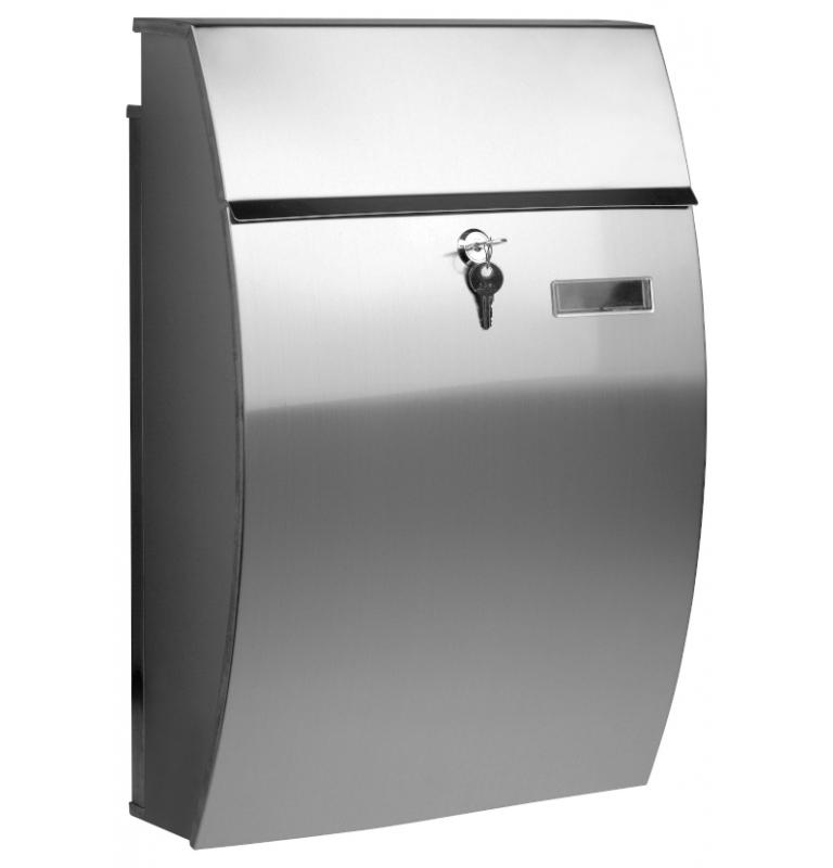Mailbox LIENBACHER LR2 inox