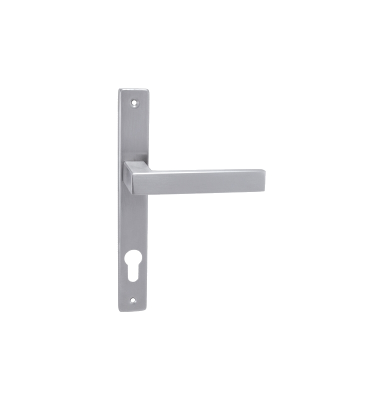 Handle MP - QUADRA - SUH - Brushed stainless steel