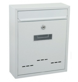 Mailbox X-FEST RADIM-M - White