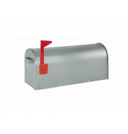 Mailbox ROTTNER US MAILBOX - Silver