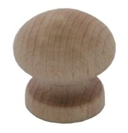 Drevená knopka Aachen Buk