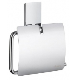 Toilet roll holder with lid SMEDBO POOL ZK3414