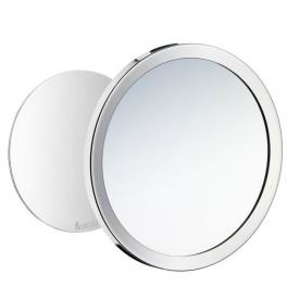 Zrkadlo zväčšovacie 5 násobné, samolepiace / magnetické SMEDBO