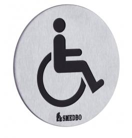 Nalepovací piktogram vozičkár
