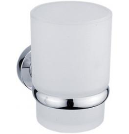 Sklenený pohár s držiakom NIMCO Metro