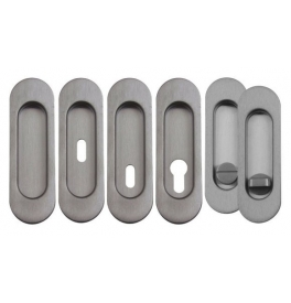 Oval shell for sliding door FIMET