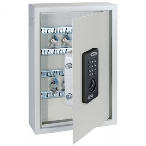 Cabinets and safes for keys
